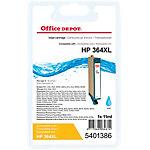 Office Depot Compatible HP 364XL Inktcartridge cn685ee Cyaan