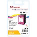 Office Depot Compatible HP 301XL Inktcartridge ch564ee 3 Kleuren