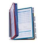 DURABLE Vario® Displaysysteem Kleurenassortiment A4 10 panelen Metaal