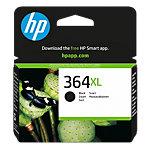 HP 364XL Original Inktcartridge CN684EE Zwart