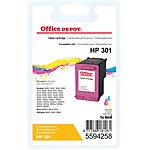 Office Depot Compatible HP 301 Inktcartridge ch562ee Kleuren