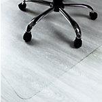 Office Depot Harde vloer Rechthoekig Stoelmat Gerecycleerd polymeer 120 x 90 cm