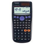 Casio Wetenschappelijke rekenmachine FX 85DE Zwart