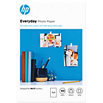 HP Everyday Inkjet fotopapier 10 x 15 cm Glanzend 200 g