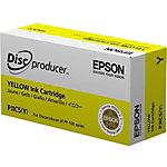 Epson PJIC5(Y) Original Inktcartridge C13S020451 Geel 1