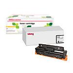 Office Depot Compatible HP 410X Tonercartridge CF410X Zwart