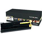 Lexmark C925X75G Origineel Drum Geel Geel