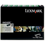Lexmark 64016SE Origineel Tonercartridge Zwart Zwart