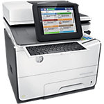 HP PageWide Enterprise 586Z Kleuren Laser All in One Printer A4