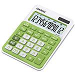 Casio Bureaurekenmachine MS 20NC Groen