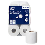 Tork Toiletpapier T9 SmartOne Advanced Mini Jumbo 2 laags 12 Rollen à 620 Vellen