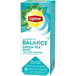Lipton Green Tea Mint Thee 25 Stuks à 1.5 g