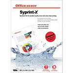 Office Depot Synthetische film SYPRINT X A4 mat 210 x 297 mm Wit 100 vel