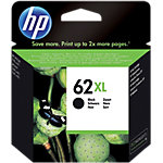 HP 62XL Original Inktcartridge C2P05AE Zwart
