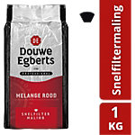 Douwe Egberts Snelfilterkoffie Melange rood 1 kg