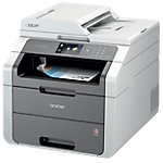 Brother DCP 9022CDW Kleuren Laser Multifunctionele printer