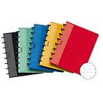 Adoc Colorlines Schrift Kleurenassortiment Gelinieerd A5 90 g