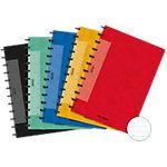 Adoc Colourlines Spiraalblok Kleurenassortiment Gelinieerd A4 90 g