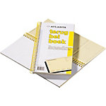 Jalema Nederlandstalig Terugbelboek Wit, geel Voorbedrukt 80 vellen