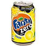 Fanta Lemon Zero blik 24 stuks à 330 ml