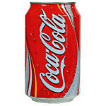Coca Cola Regular blik 30 stuks à 330 ml