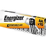 Energizer Batterijen Industrial AA 10 Stuks