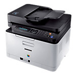 Samsung Xpress SL C480FW Kleuren Laser Multifunctionele printer A4
