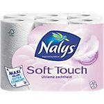 Nalys Toiletpapier Soft touch Maxi 2 laags 12 Rollen à 135 Vellen