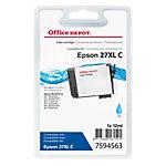 Office Depot Compatible Epson 27XL Inktcartridge t271240 Cyaan