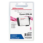 Office Depot Compatible Epson 27XL Inktcartridge t271340 Magenta