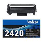 Brother Tonercartridge Original TN2420 Zwart