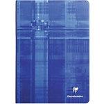 Clairefontaine Notitieblok Blauw Gelinieerd A4 90 g