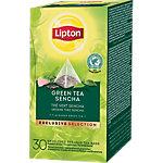 Lipton Green Tea Sencha Thee 30 Stuks à 2 g