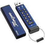 iStorage USB 3.0 USB stick datAshur PRO 8 GB Blauw