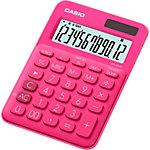 Casio Bureau rekenmachine MS 20UC RD rood