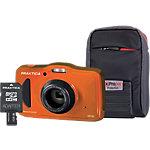 Praktica Digitale camera WP240 OR 20 megapixel Oranje