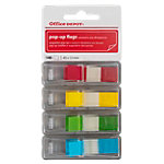 Office Depot Indexen Kleurenassortiment 13,5 x 7 x 0,5 cm 4 Stuks à 35 Strips