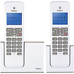 Profoon Twin Dect telefoon PDX 8420 Wit