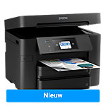 Epson WorkForce Pro WF 4730DTWF Kleuren Inkjet All in One Printer A4