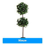 Paperflow Kunstplant Groen 250 x 250 x 1.650 mm
