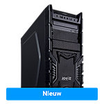 JOY iT Desktop PC Processor Intel Core i7 7700K, 4x4.5 GHz NVIDIA GTX 1070 8 GB 2 TB Windows 10 Pro