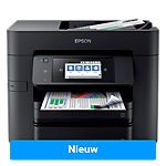 Epson WorkForce Pro WF 4740DTWF Kleuren Inkjet Multifunctionele printer A4