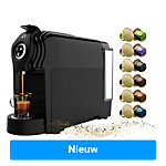 L'OR koffiemachine Lucente Pro + 500  capsules mix