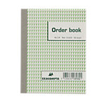Exacompta 3132X Zelfkopiërend orderboek Wit Gelinieerd 135 x 105 mm 80 g