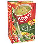 Royco Soep Suprême groentesoep met croutons 20 Stuks à 30 g