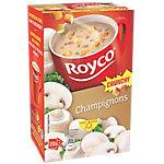 Royco Soep Champignoncrèmesoep met croutons 20 stuks