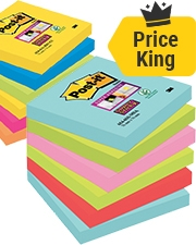 Vanaf €10,99 Post-it Super sticky Notes