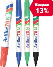Slechts €1,89 Artline 70 Permanente marker