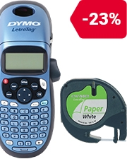 Slechts €22,99 DYMO Labelmanager