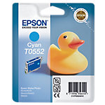 Epson T0552 Origineel Inktcartridge C13T05524010 Cyaan